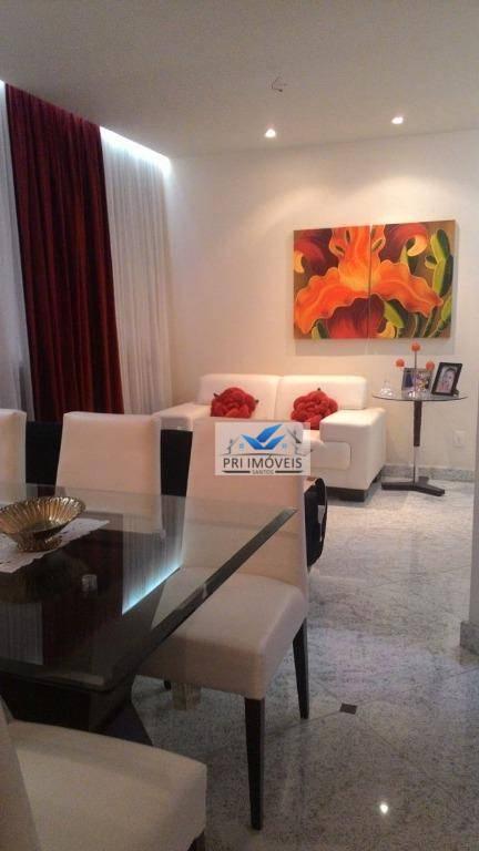 Apartamento à venda, 118 m² por R$ 400.000,00 - Cidade Nobre - Ipatinga/MG
