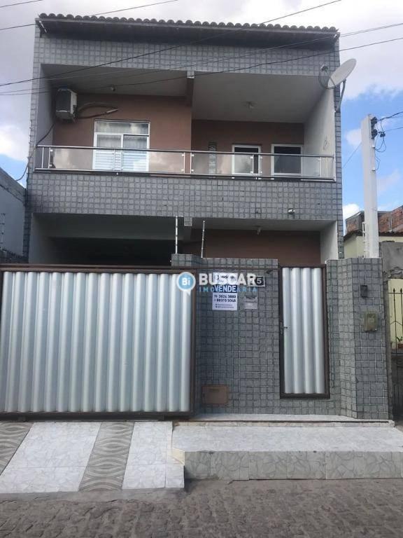 Casa à venda, 108 m² por R$ 270.000,00 - Calumbi - Feira de Santana/BA