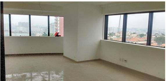 Locação Sala Coml - 39 m2 com copa e 2 wc interno