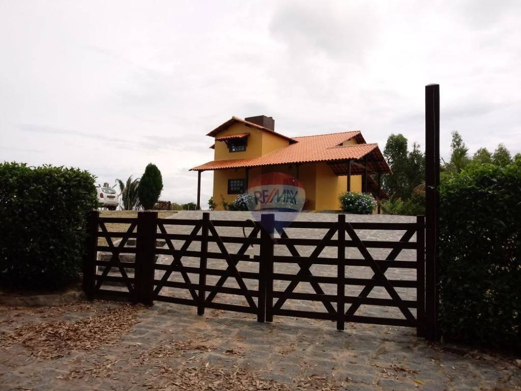 Chácara com 2 dormitórios à venda, 20000 m² por R$ 420.000,00 - Insurreição - Sairé/PE
