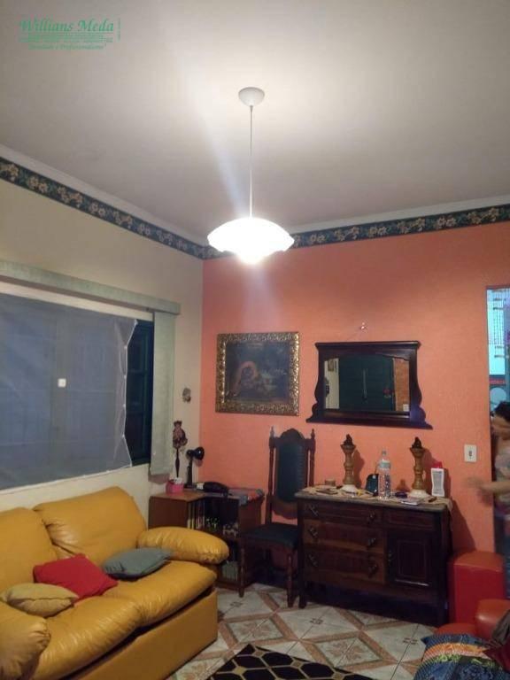 Casa com 2 dormitórios à venda, 90 m² por R$ 215.000 - Jardim Imperador - Praia Grande/SP