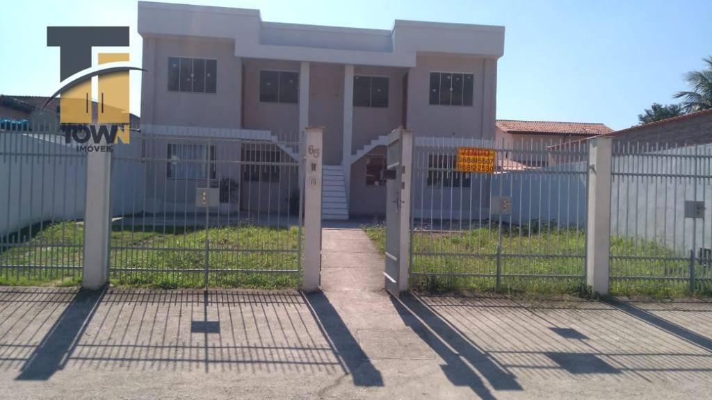 Casa com 2 dormitórios à venda, 73 m² por R$ 160.000,00 - Tribobó - São Gonçalo/RJ