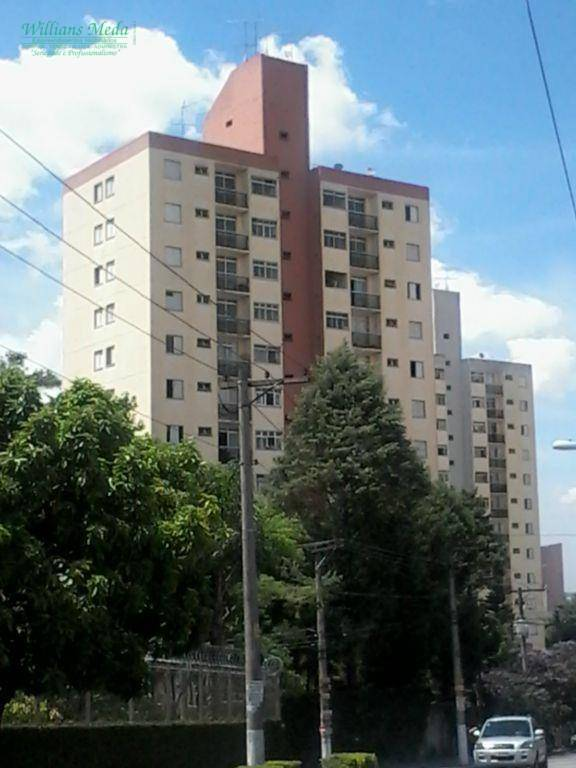 Apartamento  residencial à venda, Jardim Bom Clima, Guarulho