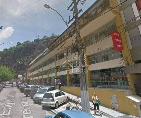Sala à venda, 16 m² por R$ 150.000,00 - Icaraí - Niterói/RJ