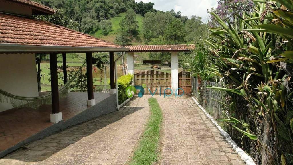 Chácara rural à venda, Santa Clara, Jundiaí.
