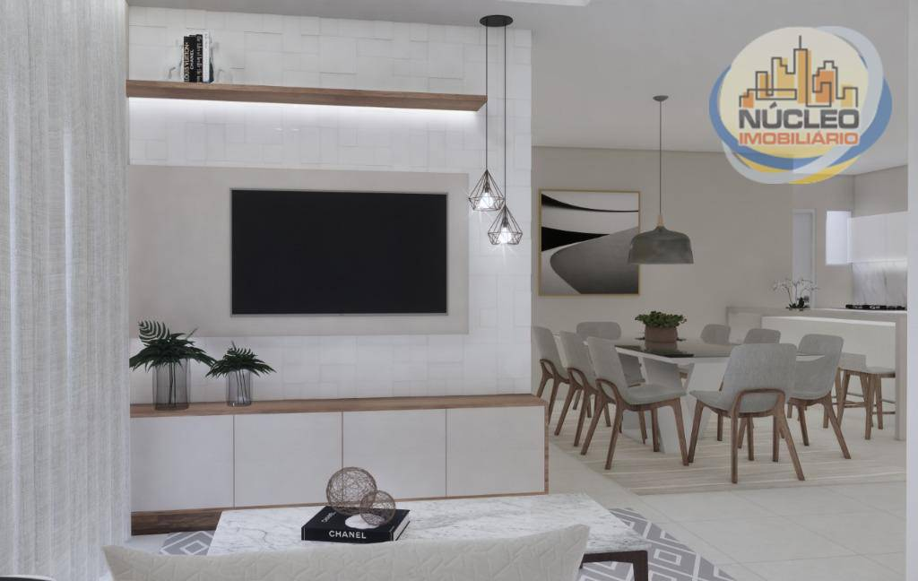 Apartamento com 3 Dormitórios à venda, 112 m² por R$ 522.381,48