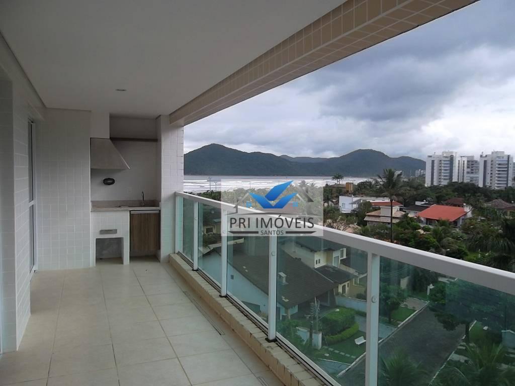 Apartamento à venda, 74 m² por R$ 520.000,00 - Vila Agaó - Bertioga/SP