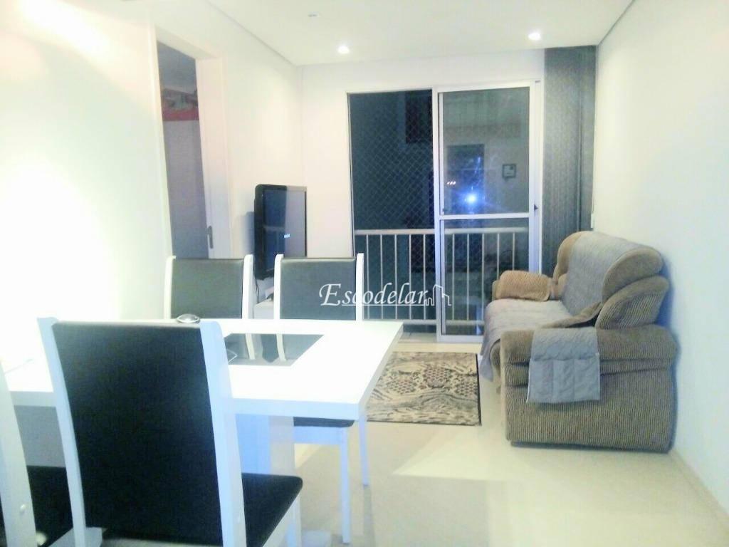 Apartamento residencial para locação, Vila Amália (Zona Nort