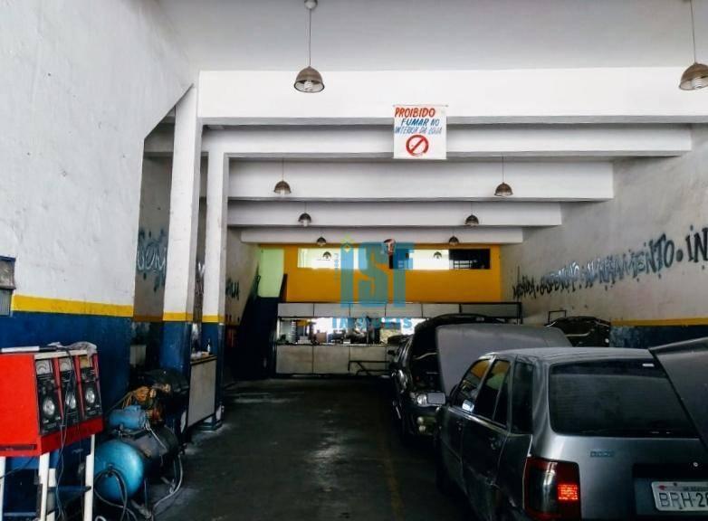 Salão para alugar, 260 m² - Bussocaba - Osasco/SP