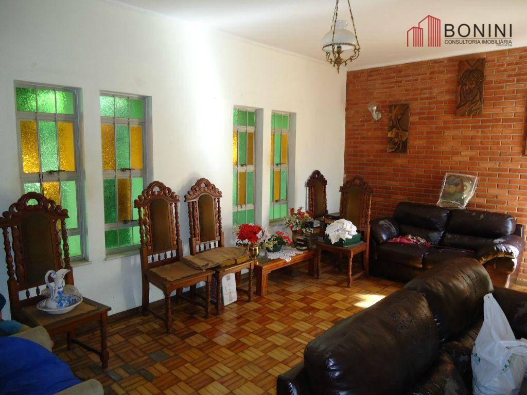 Casa 3 Dorm, Vila Medon, Americana (CA0145)