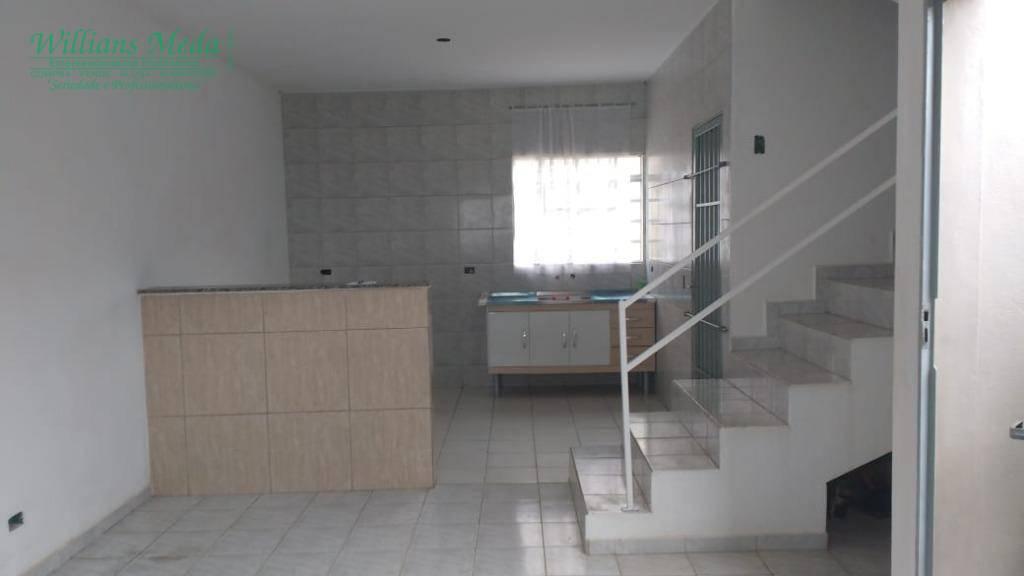 Sobrado com 2 dormitórios à venda, 70 m² por R$ 210.000 - Cidade Planejada II - Bragança Paulista/SP