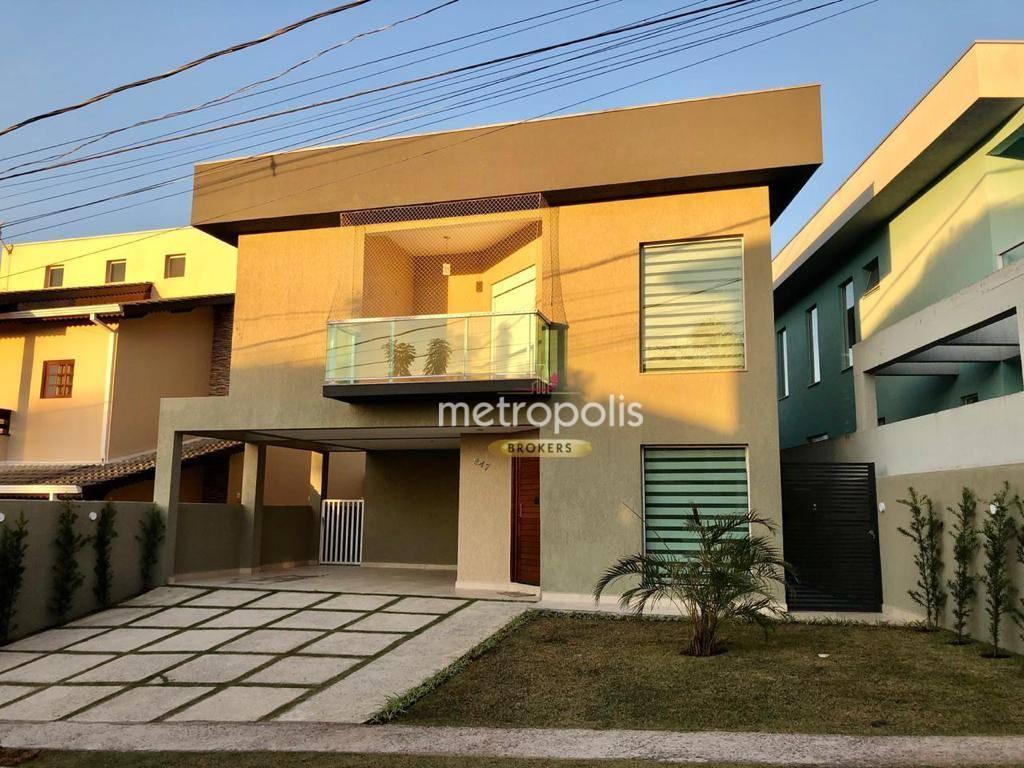 Sobrado à venda, 205 m² por R$ 800.000,00 - Pitas - Cotia/SP