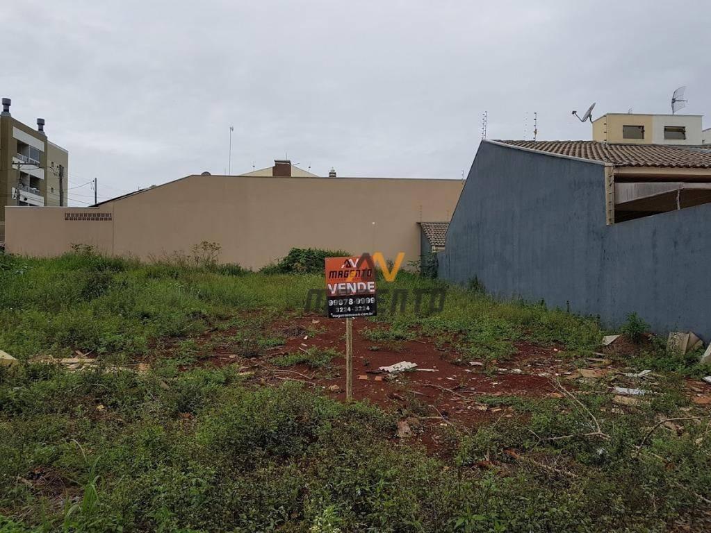Terreno Residencial à venda, Canadá, Cascavel - TE0019.
