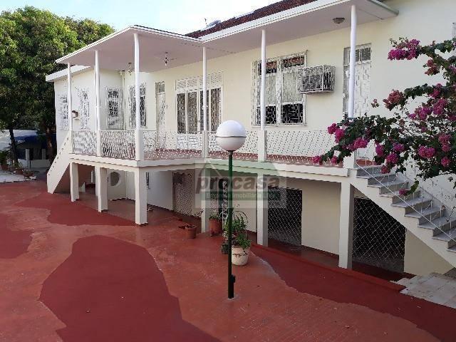 Casa com 5 dormitórios para alugar, 450 m² por R$ 8.000,00/mês - Centro - Manaus/AM