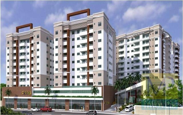 Apartamento residencial à venda, Tabuleiro, Camboriú -R$ 580.000,00