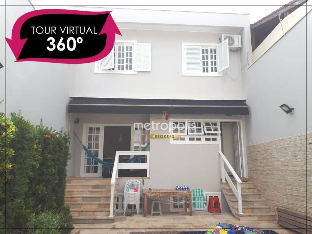 Sobrado à venda, 513 m² por R$ 1.590.000,00 - Olímpico - São Caetano do Sul/SP
