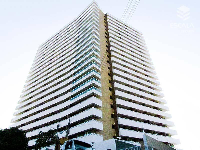 Apartamento com 3 quartos à venda, 80 m², área de lazer,2 vagas, financia ? Praia de Iracema - Fortaleza/CE