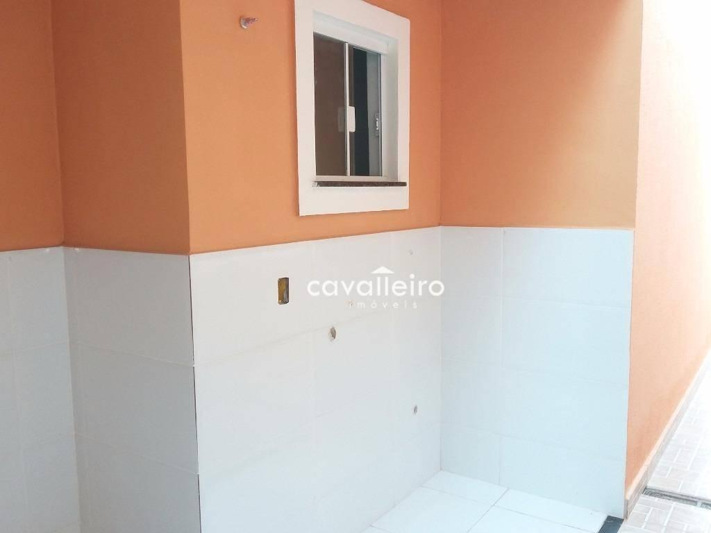 Casa de 2 dormitórios em Jardim Atlântico Central (Itaipuaçu), Maricá - RJ