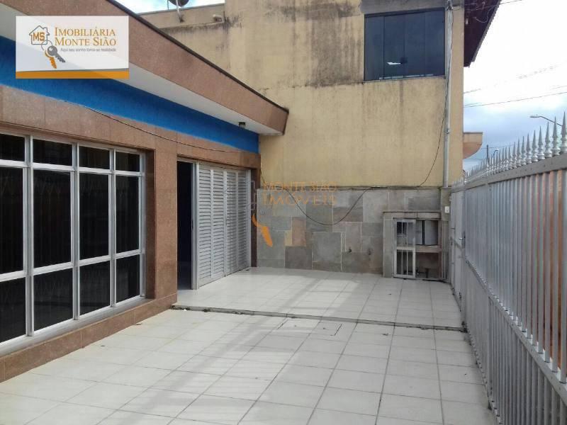 Casa Residencial à venda, Jardim Monte Carmelo, Guarulhos - .