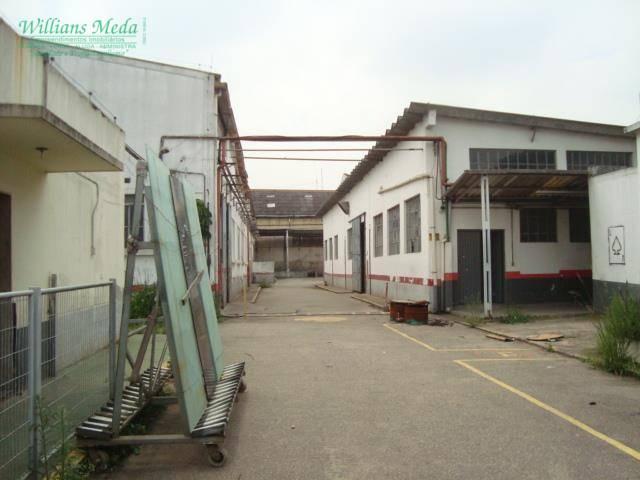 Galpão  industrial para venda e locação, Cidade Industrial S