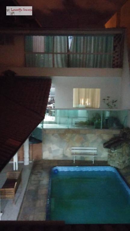 Sobrado com 5 dormitórios à venda - Vila Floresta - Santo André/SP