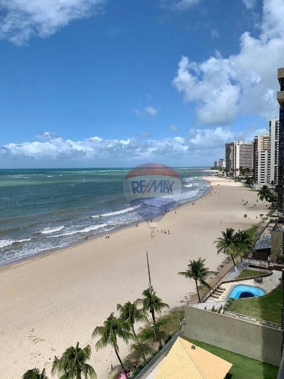 Apartamento com 4 dormitórios à venda, 218 m² por R$ 1.200.000,00 - Piedade - Jaboatão dos Guararapes/PE