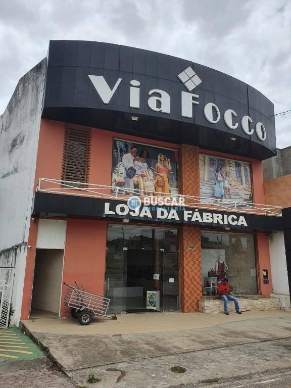 Prédio à venda, 600 m² por R$ 1.800.000,00 - Centro - Ipirá/BA