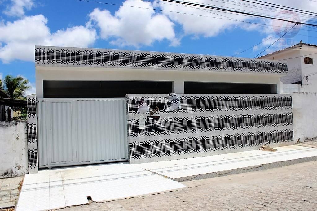 Casa residencial à venda, Expedicionários, João Pessoa - CA0