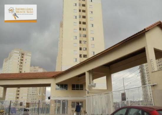 Apartamento com 2 dormitórios à venda, 49 m² por R$ 239.000 - Vila Venditti - Guarulhos/SP