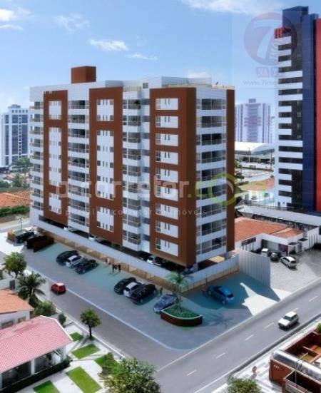Cobertura  residencial à venda, Manaíra, João Pessoa.