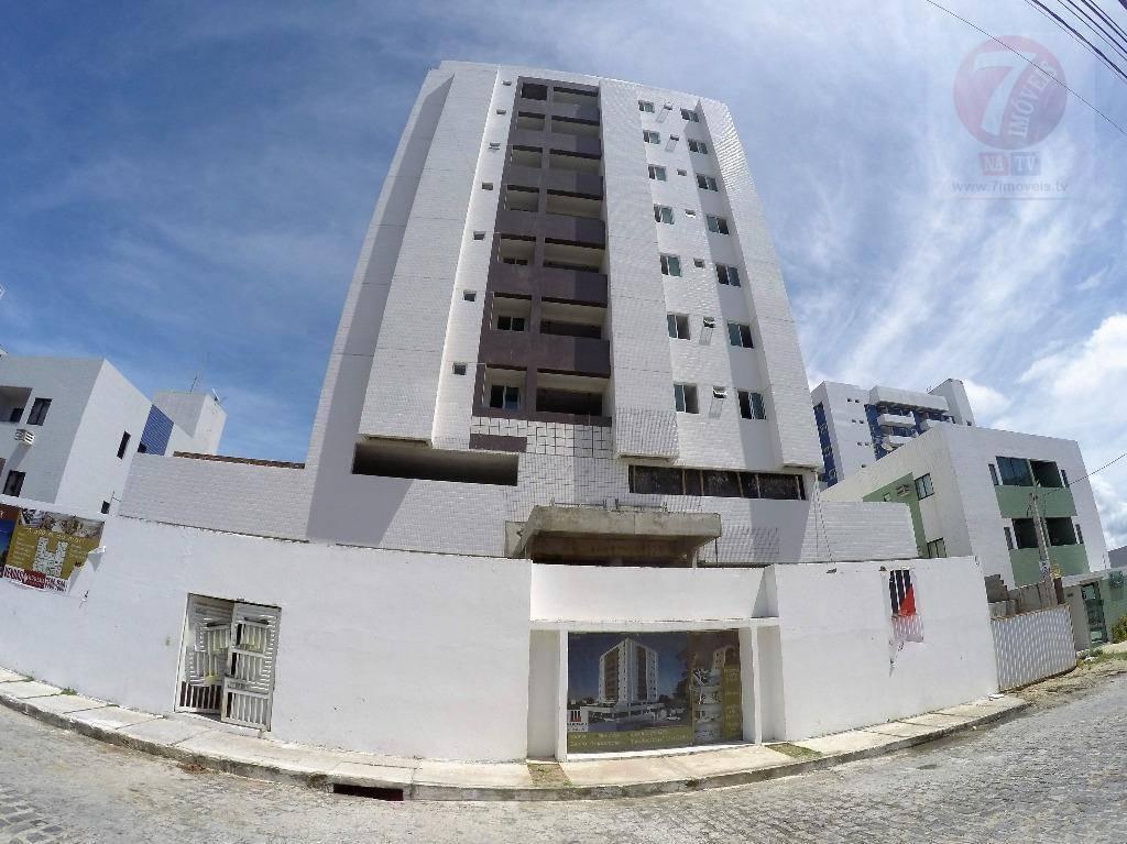 Apartamento residencial à venda, Bessa, João Pessoa - AP0354