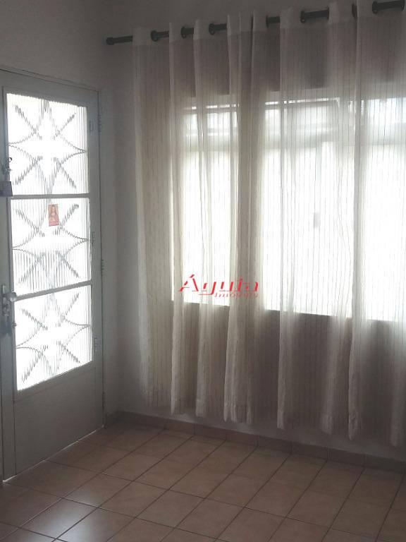 Casa com 2 dormitórios à venda, 115 m² por R$ 350.000 - Jardim Santo Alberto - Santo André/SP
