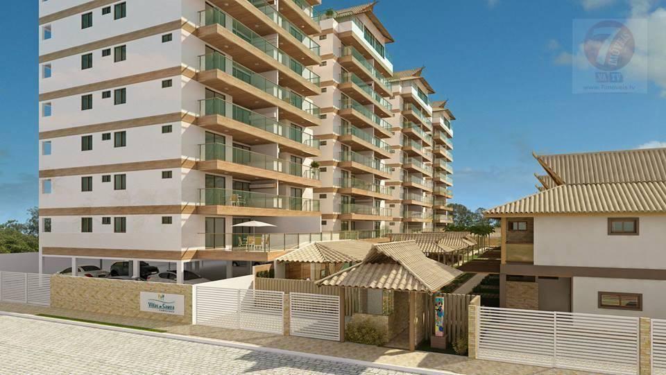 Apartamento residencial à venda, Camboinha, Cabedelo - AP005