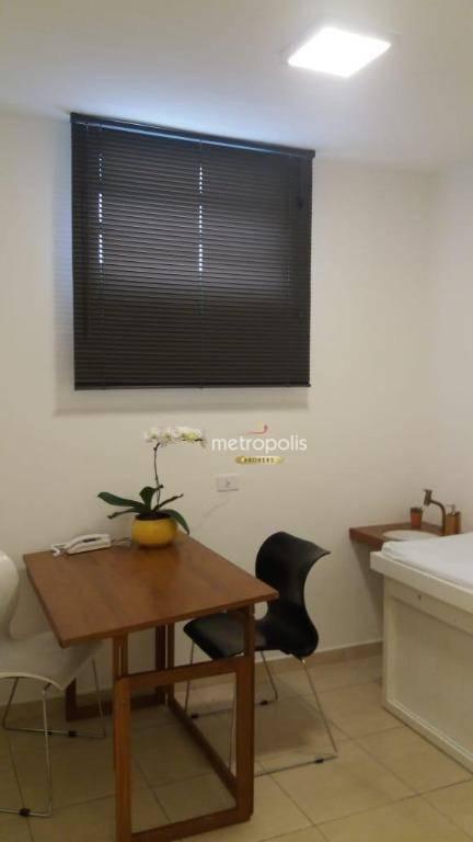 Sobrado para alugar, 150 m² por R$ 5.000,00/mês - Barcelona - São Caetano do Sul/SP