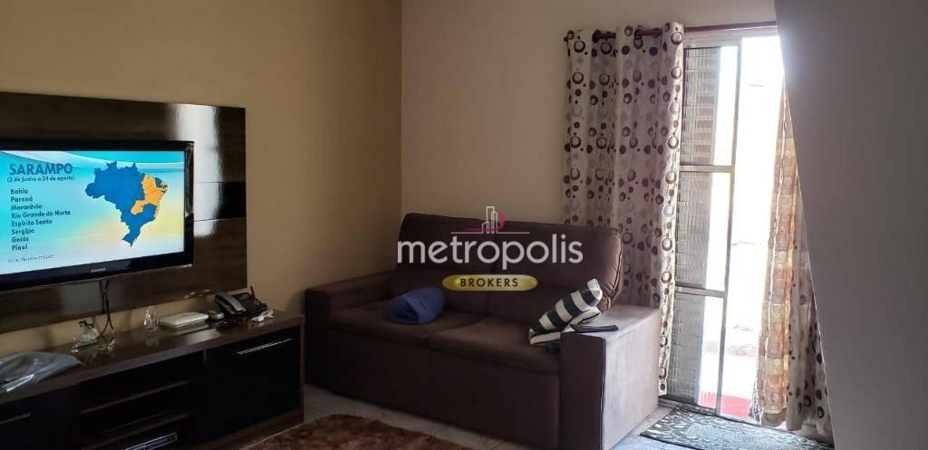 Sobrado com 3 dormitórios à venda por R$ 400.000 - Jardim Itapark Velho - Mauá/SP