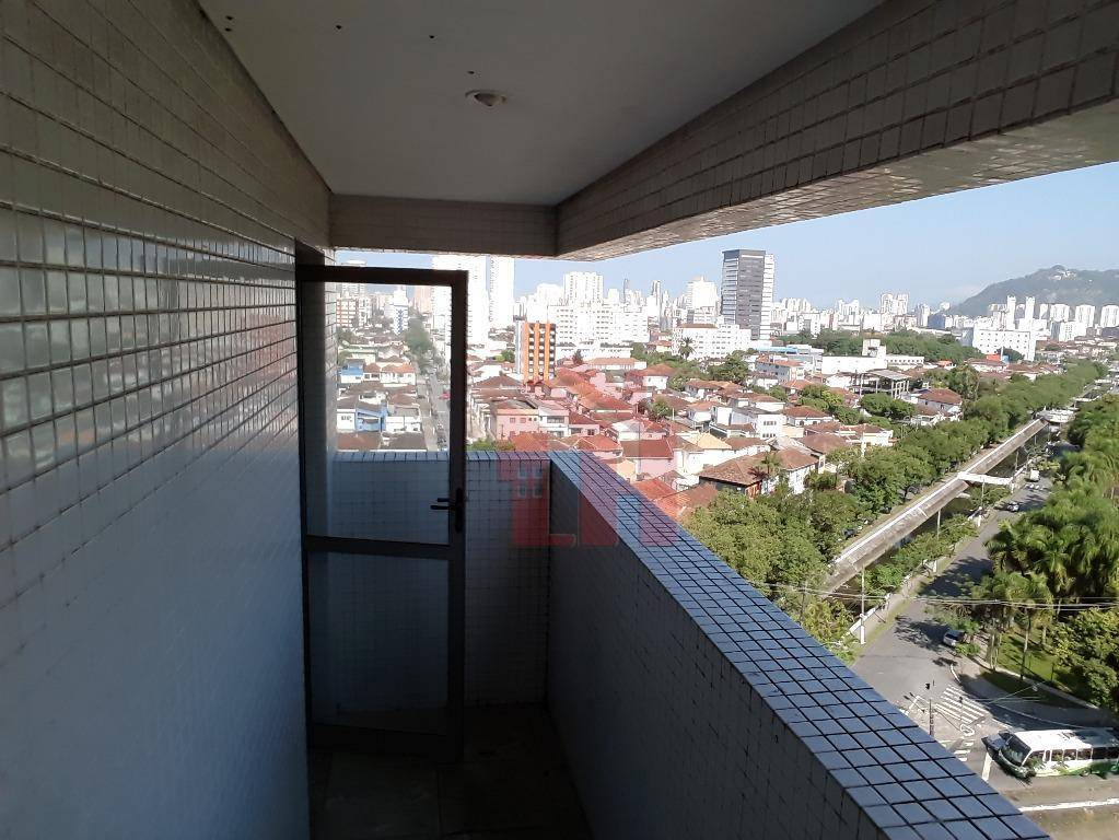 Sala comercial para locação, Vila Mathias, Santos. CARÊNCIA DE 50% nos 12 primeiros meses