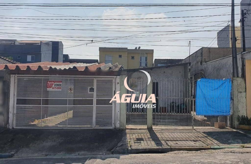 Terreno à venda, 300 m² por R$ 640.000,00 - Parque Capuava - Santo André/SP
