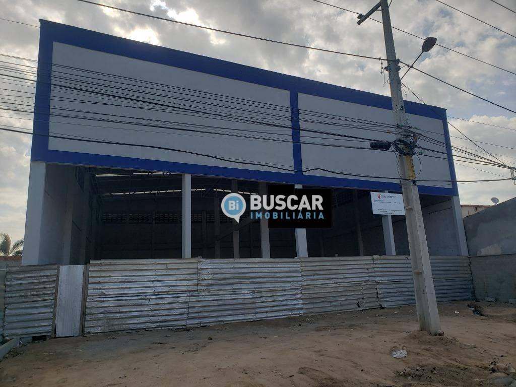 Galpão para alugar, 215 m² por R$ 8.000,00/mês - Sim - Feira de Santana/BA
