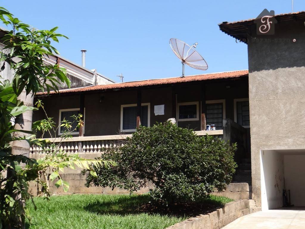 Casa residencial à venda, Jardim dos Manacás, Valinhos.