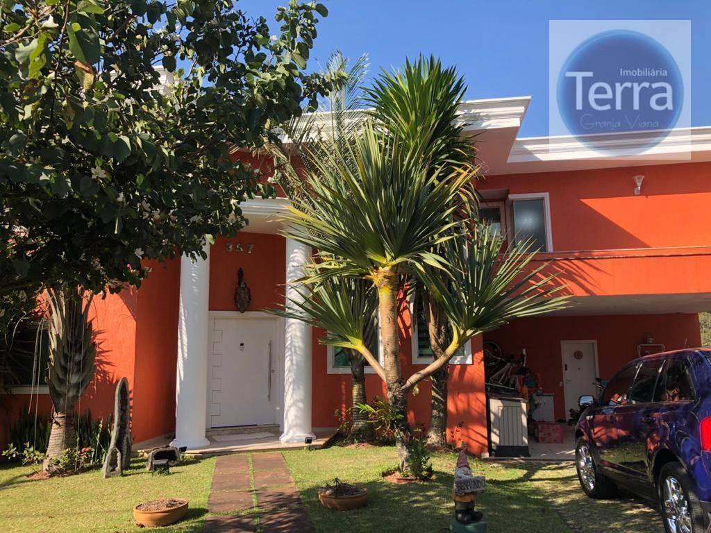 Casa com 5 dormitórios à venda - Parque das Artes - Granja Viana