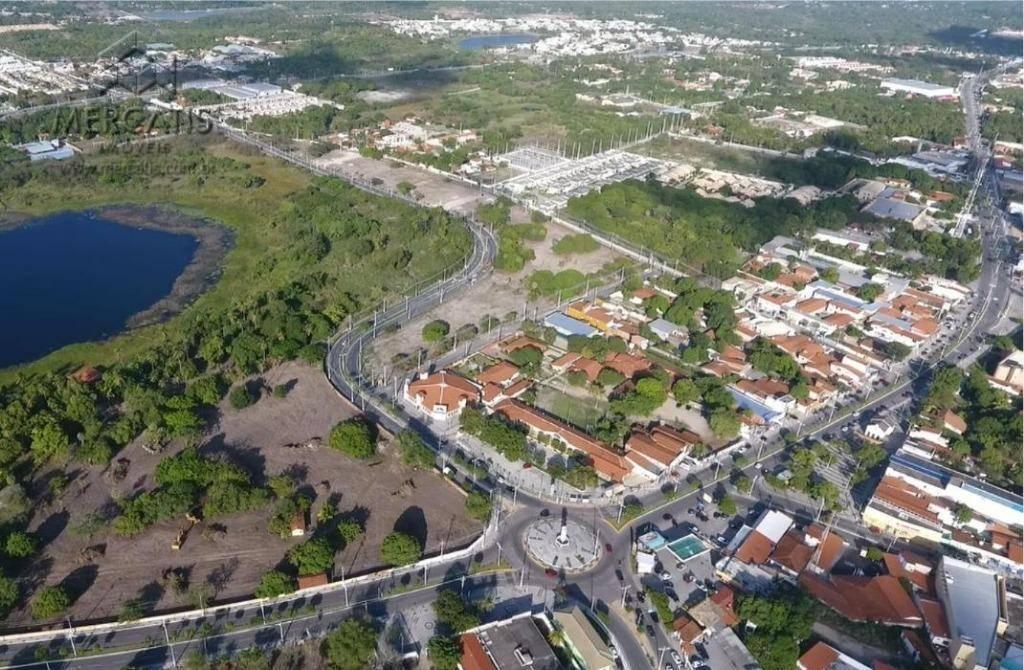 AZUR | Vista Aérea Centro do Eusébio