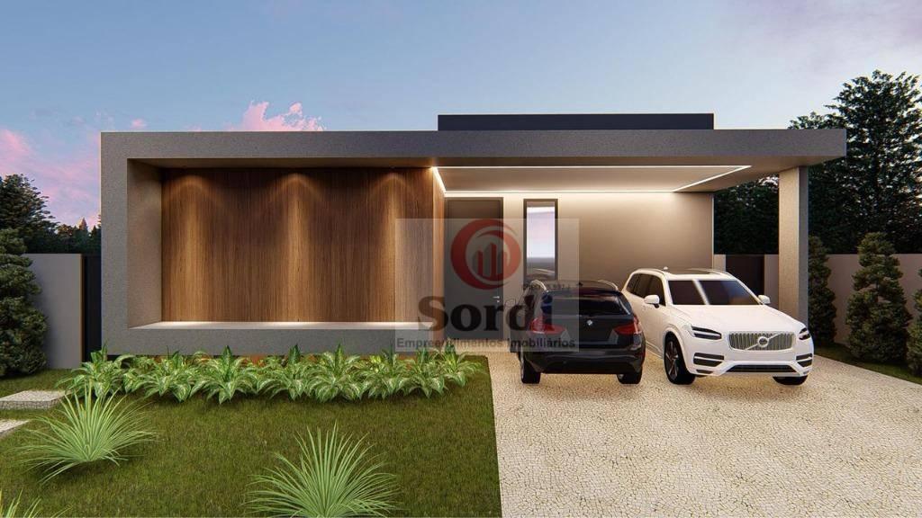 Casa à venda, 250 m² por R$ 1.250.000,00 - Alphaville - Ribeirão Preto/SP