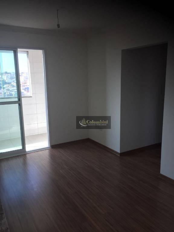 Apartamento residencial para venda e locação, Vila Helena, São Bernardo do Campo.