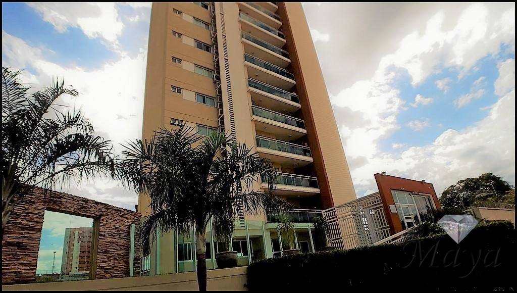Apartamento 4 Quartos, 126 m² na 208 Sul - Residencial Das Arts