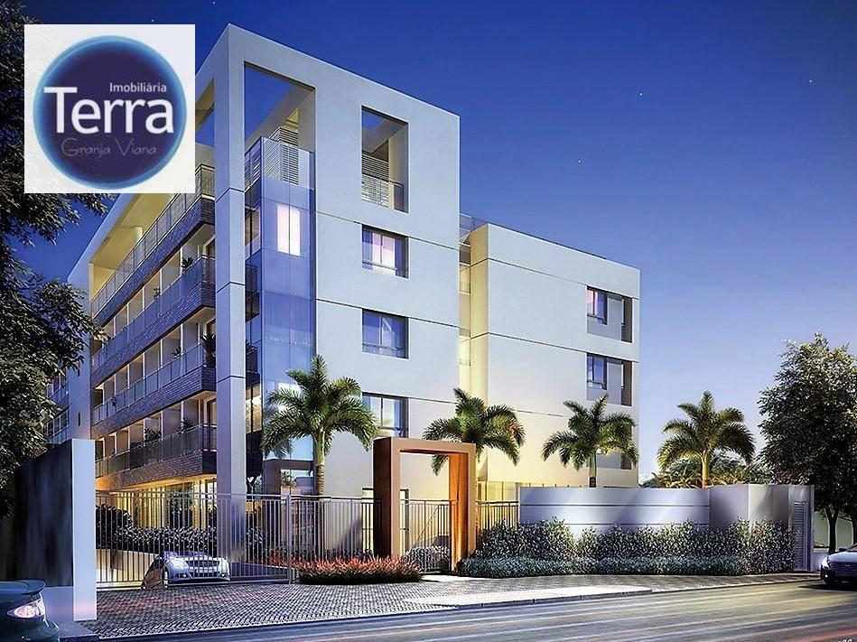 Studio residencial à venda, New Studio Granja Viana, Granja Viana.