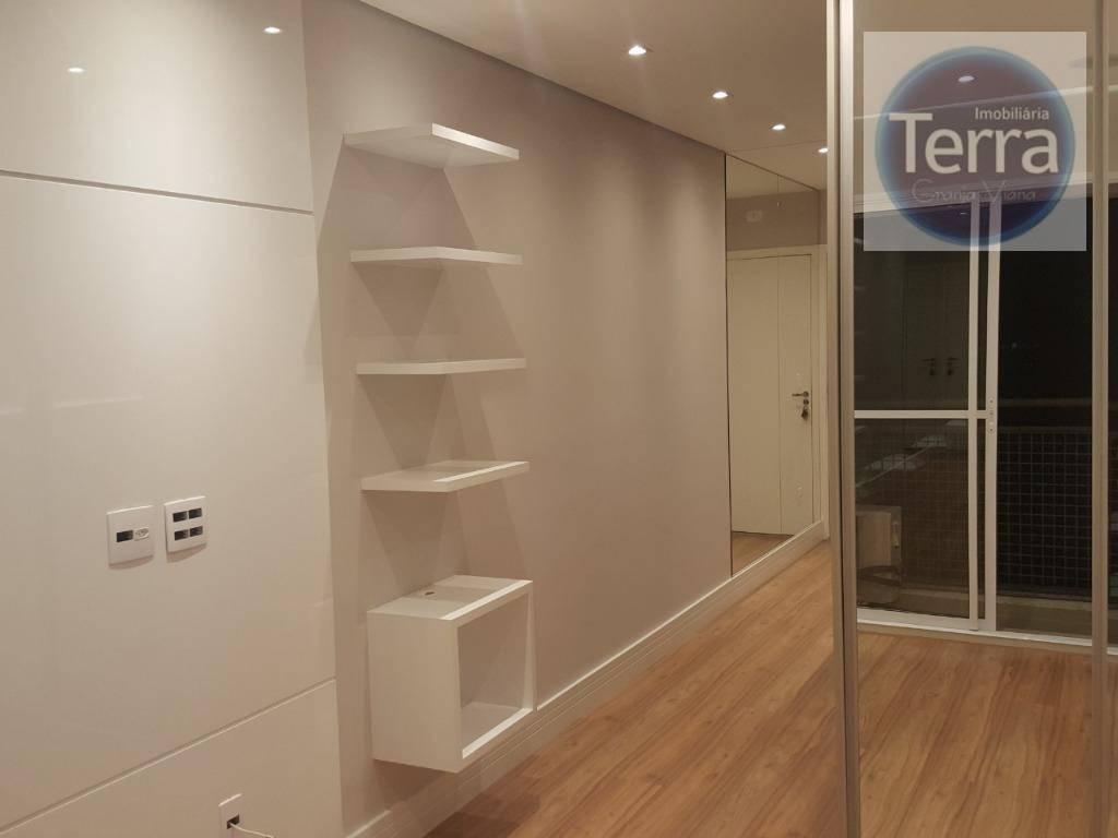 Studio com 1 dormitório à venda, 27 m²  - New Studio Granja Viana - Cotia/SP