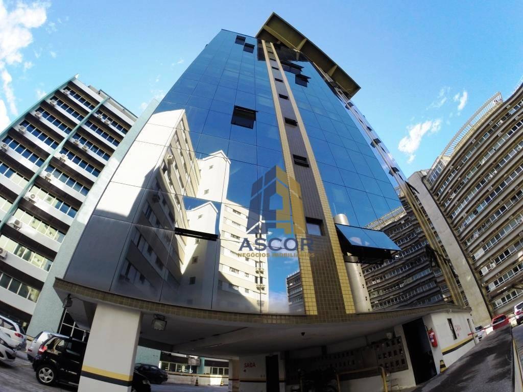 Sala, 32 m² - venda por R$ 256.000,00 ou aluguel por R$ 1.000,00/mês - Centro - Florianópolis/SC