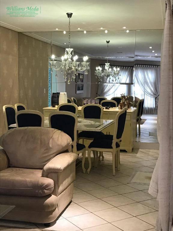 Sobrado com 4 dormitórios à venda, 260 m² por R$ 960.000 - Vila Rosália - Guarulhos/SP