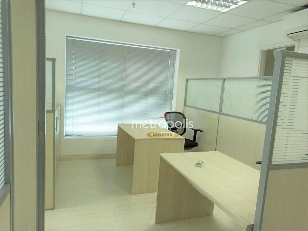 Sala para alugar, 53 m² por R$ 1.800,00/mês - Santo Antônio - São Caetano do Sul/SP