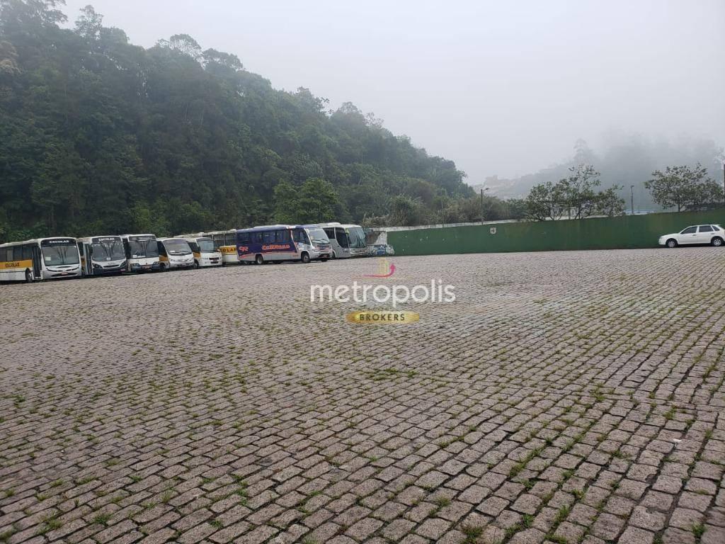Área para alugar, 8000 m² por R$ 60.000,00/mês - Santa Luzia - Ribeirão Pires/SP